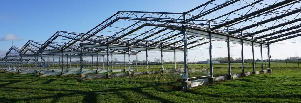 Experimentierfelder in EXPRESS: die GCEF-Freilandversuchsanlage